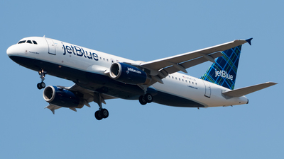 A picture of N547JB - Airbus A320232 - JetBlue Airways - © Luis Portillo