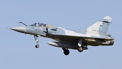 108 - Dassault Mirage 2000C - France - Air Force