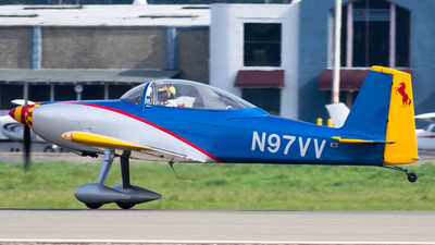 N97VV - Vans RV-8 - Private