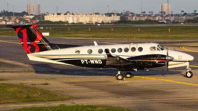 PT-WND - Beechcraft B300 King Air 350 - TAF Táxi Aéreo