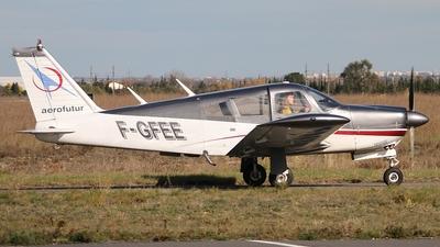 F-GFEE - Piper PA-28-180 Cherokee - Aerofutur