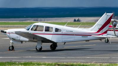 N36024 - Piper PA-28R-201 Arrow III - Walla Walla University