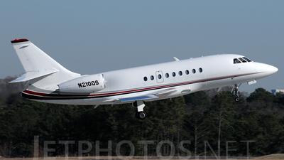 N210QS - Dassault Falcon 2000EX - NetJets Aviation