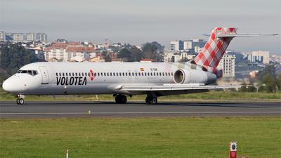A picture of EIEXB - Boeing 7172BL - Volotea - © Alberto Maroto - LCG Spotters