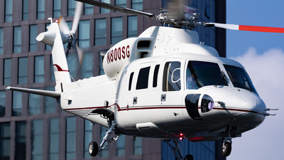 N800SG - Sikorsky S-76D - Private