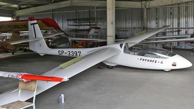 SP-3397 - SZD 50-3 Puchacz - Aero Club - Konin