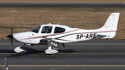 SP-ARE - Cirrus SR20-GTS - Private