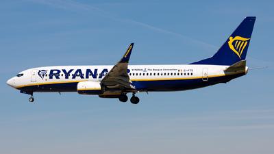 EI-FTO - Boeing 737-8AS - Ryanair