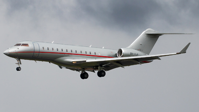 9H-VJA - Bombardier BD-700-1A10 Global 6000 - VistaJet