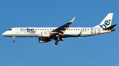 EI-GGC - Embraer 190-200LR - Flybe (Stobart Air)