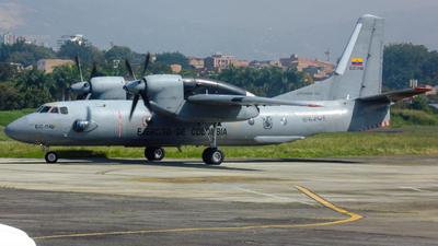 EJC1146 - Antonov An-32A - Colombia - Army