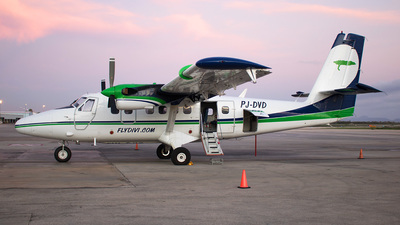 PJ-DVD - De Havilland Canada DHC-6-300 Twin Otter - Divi Divi Air