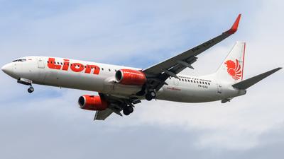 PK-LHJ - Boeing 737-9GPER - Lion Air
