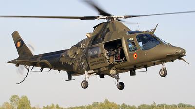 H24 - Agusta 109HO - Belgium - Air Force