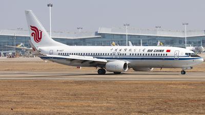 B-1417 - Boeing 737-89L - Air China