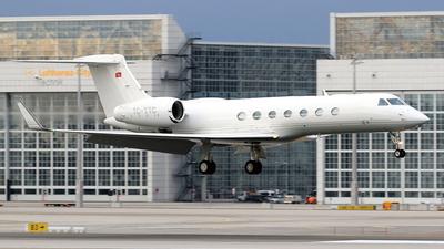 A picture of TCTTC - Gulfstream G550 - [5284] - © Eddie Heisterkamp