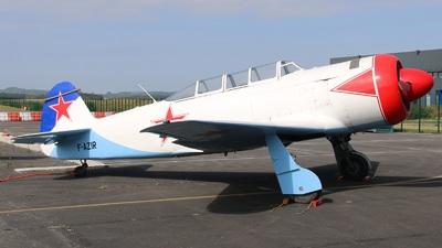 F-AZIR - Yakovlev Yak-11 Moose - Private