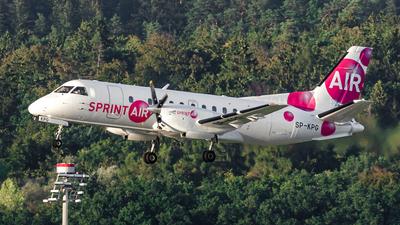 SP-KPG - Saab 340A - SprintAir
