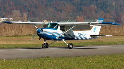 HB-CIX - Reims-Cessna F152 - Private