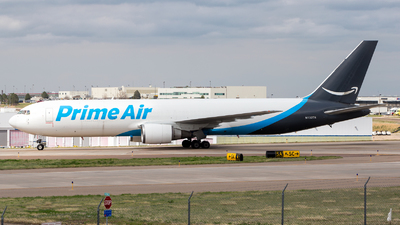 N1327A - Boeing 767-37D(ER)(BDSF) - Amazon Prime Air (Atlas Air)