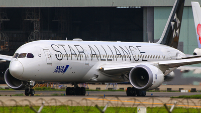 JA899A - Boeing 787-9 Dreamliner - All Nippon Airways (ANA)
