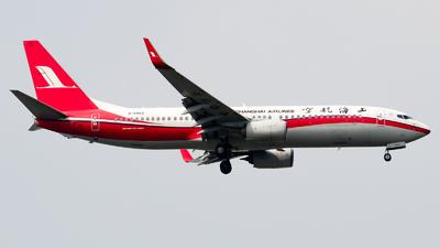 B-6866 - Boeing 737-89P - Shanghai Airlines