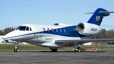 N901UP - Cessna 750 Citation X - Wheels Up