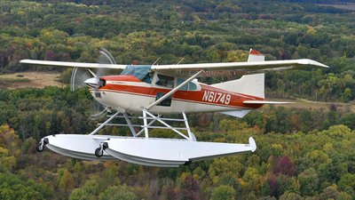 A picture of N61749 - Cessna A185F Skywagon - [18504249] - © JP J.