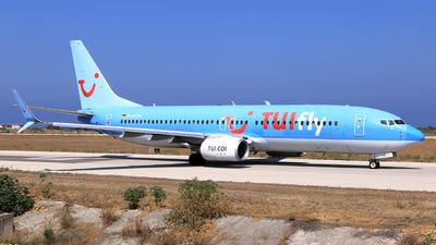 D-ATYH - Boeing 737-8K5 - TUI