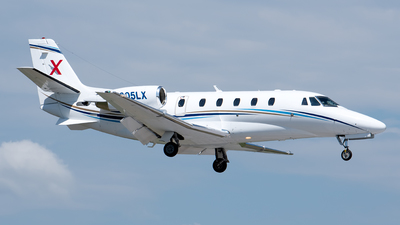N305LX - Cessna 560XL Citation Excel - Private