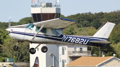 N7682U - Cessna 150M - Private