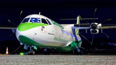 EC-MSJ - ATR 72-212A(600) - Binter Canarias