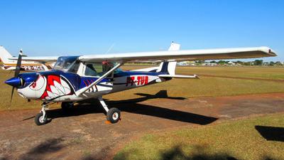 PT-TUB - Cessna 152 - Aerocon Flight School