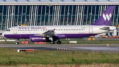 B-6811 - Airbus A320-232 - West Air