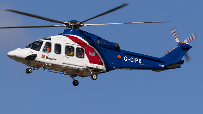 G-CIPX - Agusta-Westland AW-139 - Bristow Helicopters