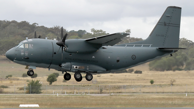A34-009 - Alenia C-27J Spartan - Australia - Royal Australian Air Force (RAAF)