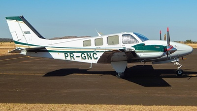 PR-GNC - Beechcraft G58 Baron - Private