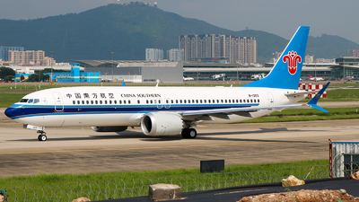 B-1203 - Boeing 737-8 MAX - China Southern Airlines