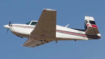 N1007N - Mooney M20J-201 - Private