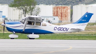 C-GDOV - Cessna T207A Turbo Skywagon 8 - Private