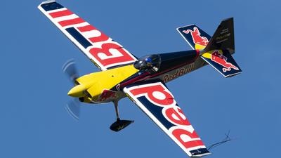 N544AR - Zivko Edge 540 - The Flying Bulls