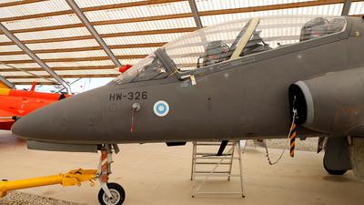 HW-326 - British Aerospace Hawk Mk.51A - Finland - Air Force