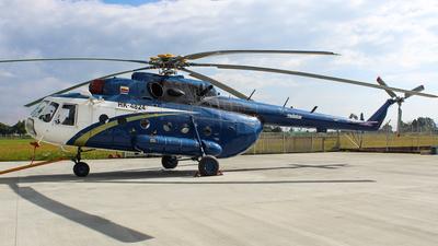 HK-4824 - Mil Mi-8MTV-1 - Helistar Colombia