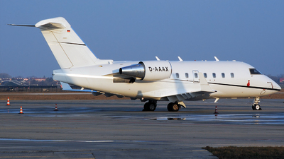 A picture of DAAAX - Bombardier Challenger 604 - [5449] - © Marian Chovancak