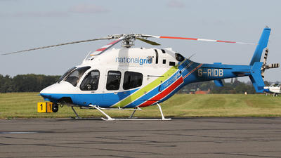 G-RIDB - Bell 429 Global Ranger - National Grid