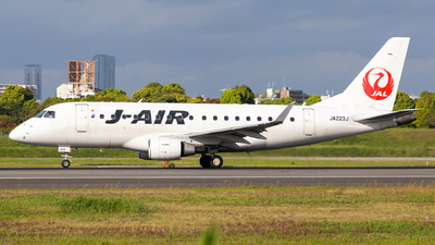 JA223J - Embraer 170-100STD - J-Air