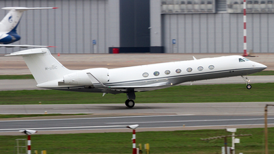 M-UGIC - Gulfstream G550 - Private