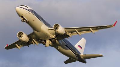 A picture of VPBNT - Airbus A320214 - Aeroflot - © Rafal Pruszkowski