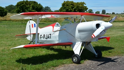 F-PJAT - Pitts S-1C Special - Private