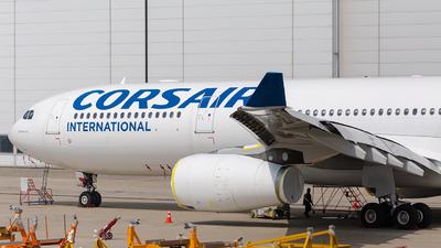 VQ-BEL - Airbus A330-343 - Corsair International